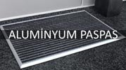Alüminyum Paspas