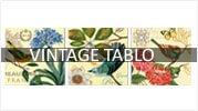 Vintage Tablo