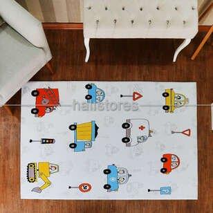 Halıstores - Arabalı Çocuk Halısı (1)