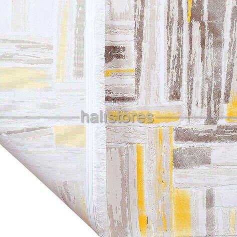 Atlas Nano Halı Sarıyaz E751B