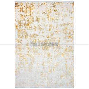 Atlas Nano Halı Sarıyaz E777D - Thumbnail