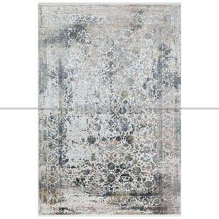 Eko Halı - Bambu Halı Fresco 04 Gri (1)