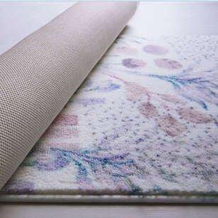 Confetti 2li Klozet Takımı Artichoke Flower Beyaz - Thumbnail