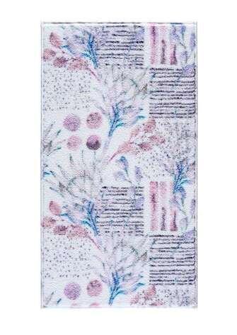 Confetti 2li Klozet Takımı Artichoke Flower Beyaz
