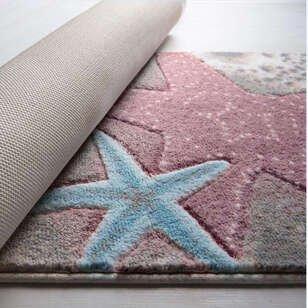 Confetti 2li Klozet Takımı Sea Star Pembe - Thumbnail