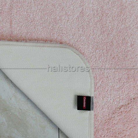 Confetti Banyo Halısı Miami Pastel Pembe