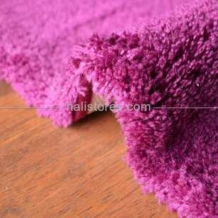Confetti Banyo Halısı Miami Patlıcan - Thumbnail