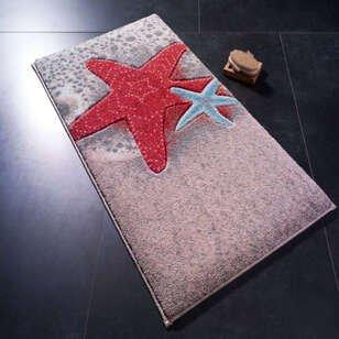 Confetti Banyo Halısı Sea Star Mercan - Thumbnail