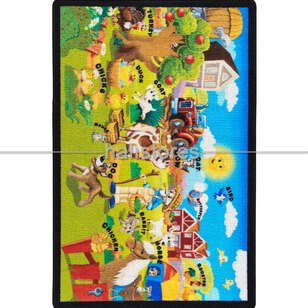 Confetti Halı - Confetti Çocuk Halısı Ali Baba (1)