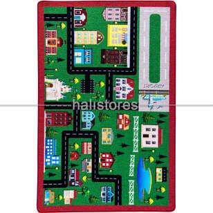 Confetti Halı - Confetti Çocuk Halısı City (1)