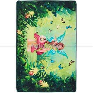 Confetti Halı - Confetti Çocuk Halısı Fairy Song (1)