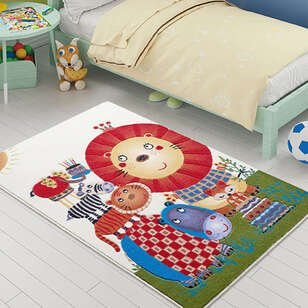 Confetti Çocuk Halısı Lion King - Thumbnail