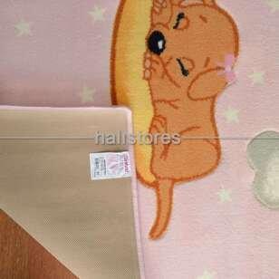 Confetti Çocuk Halısı Moon Pembe - Thumbnail