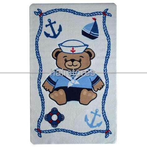 Confetti Çocuk Halısı Sailor Beyaz