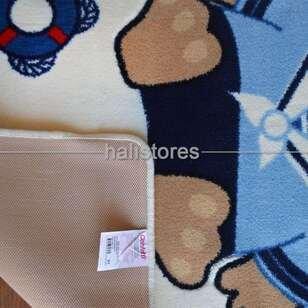 Confetti Çocuk Halısı Sailor Beyaz - Thumbnail