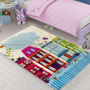 Confetti Çocuk Halısı Sweet Home - Thumbnail