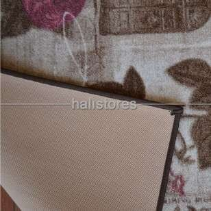 Confetti Yolluk Halı Gila Gül Kurusu - Thumbnail