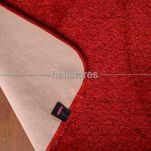 Confetti Yumuşak Tüylü Kırmızı Halı Miami - Thumbnail
