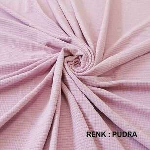 Esnek Likralı Pudra Mini Kare Koltuk Örtüsü Takımı (3+3+1+1) - Thumbnail