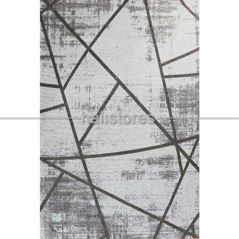 Etnik Desenli Kilim Palma PM 04 Bej