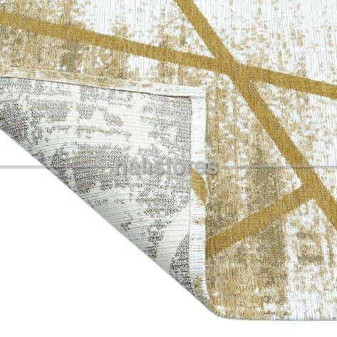 Etnik Desenli Kilim Palma PM 04 Sarı