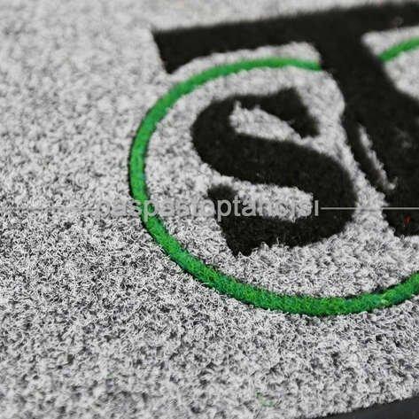 Firmalara Özel Logolu Koko Paspas