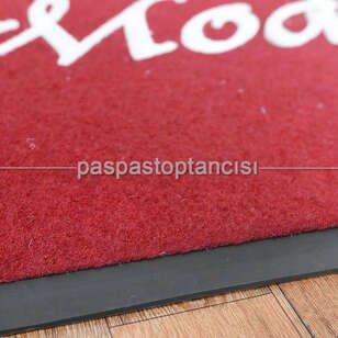 Giyim Mağazaları için Logolu Paspas - Thumbnail