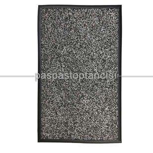 Paspas Toptancısı - Gri-Siyah Nem ve Toz Alıcı Paspas (1)