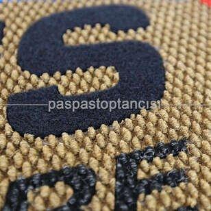 İhracat Firmaları için Logolu Paspas - Thumbnail
