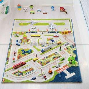 İvi Halı - İvi Halı Mini City 100 x 150 (1)