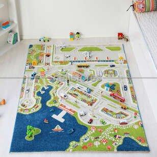 İvi Halı - İvi Halı Mini City 134 x 180 (1)