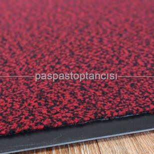 Kırmızı Nem ve Toz Alıcı Yolluk Paspas Peru - Thumbnail