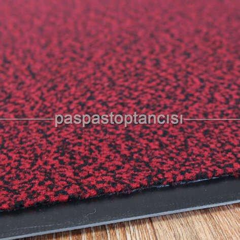 Kırmızı Nem ve Toz Alıcı Yolluk Paspas Peru