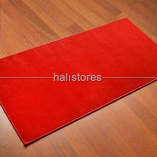 Confetti Halı - Kırmızı Protokol Halısı Özel Kesim (1)