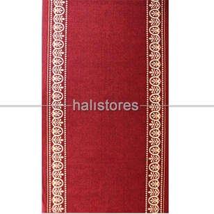 Halıstores - Kırmızı Protokol Halısı (1)