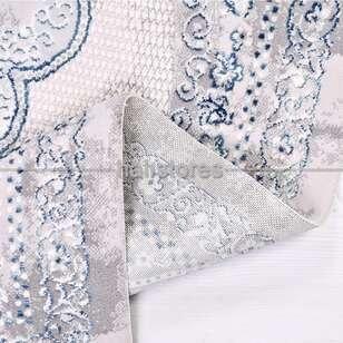 Klasik Mavi Salon Halısı Babil 2005MV - Thumbnail
