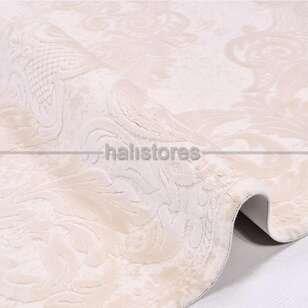 Halıstores - Klasik Pudra Salon Halısı Karen 6101A (1)