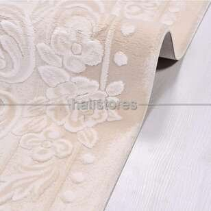 Halıstores - Klasik Pudra Salon Halısı Karen 6136A (1)