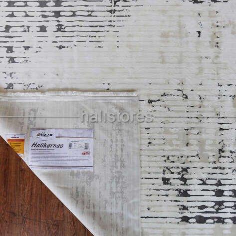 Krem Atlas Halı Halikarnas HB01A
