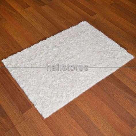 Liviadora Micropost Tüylü Halı Beyaz