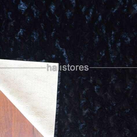 Liviadora Micropost Tüylü Halı Siyah