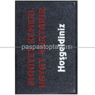 Logolu Halı Paspaslar - Thumbnail