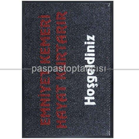 Logolu Halı Paspaslar