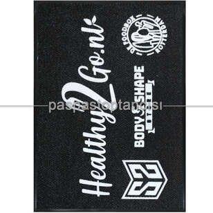 Markalar için Logolu Halı Paspas - Thumbnail