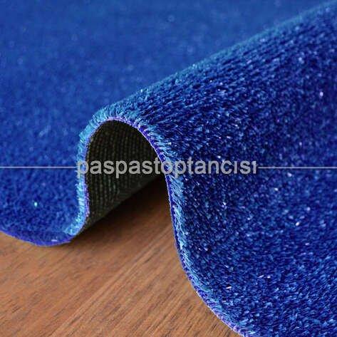 Mavi Çim Halı 8 mm