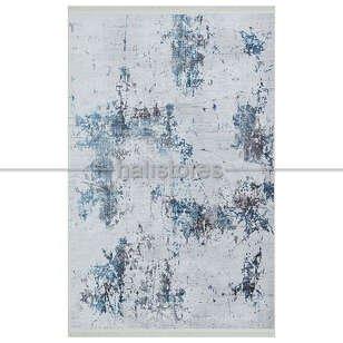 Halıstores - Mavi Pamuklu Halı 1763 01 (1)