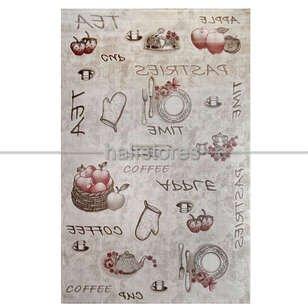 Merinos Mutfak Halısı Klasik E261-060 - Thumbnail