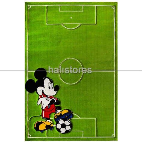 Mickey Mouse Futbol Çocuk Halısı Kids 997