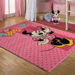 Minnie Mouse Çocuk Halısı Kids 485 - Thumbnail
