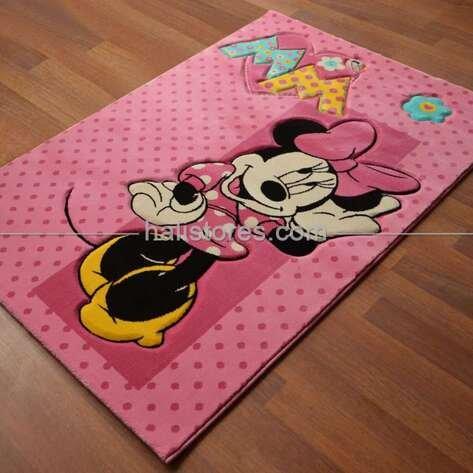 Minnie Mouse Çocuk Halısı Kids 485